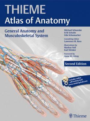 THIEME Atlas of Anatomy - General Anatomy and Musculoskeletal System PDF