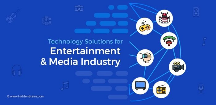 Technological Disruption in Media & Entertainment Industry