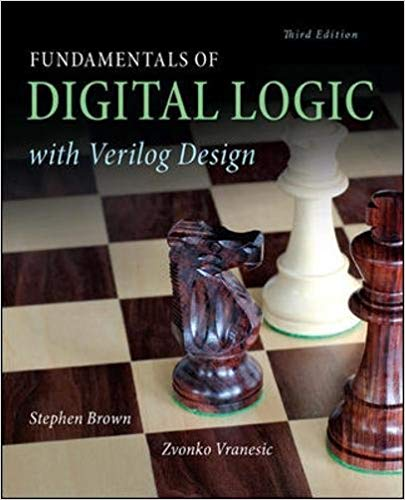 Fundamentals of Digital Logic with Verilog Design PDF | Booktree