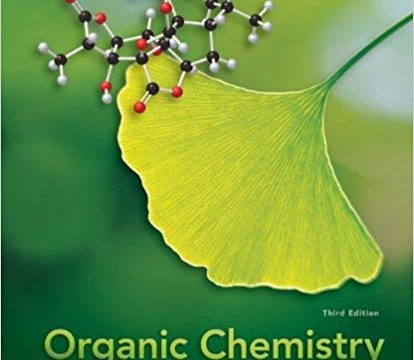 Organic Chemistry by Janice Gorzynski Smith 3rd Edition