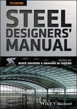Steel Designers Manual Seventh Edition pdf