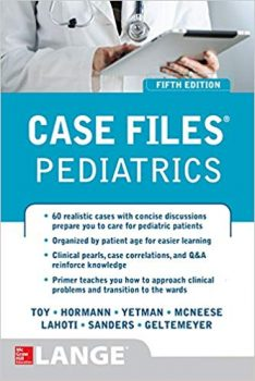 Case Files Pediatrics 5th edition pdf