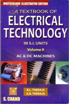 A Textbook of Electrical Technology in S.I Units, Vol. 2
