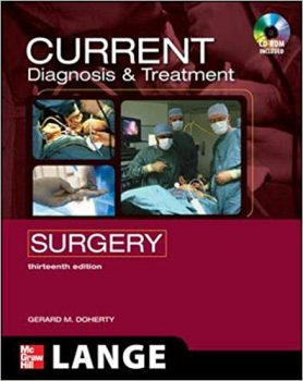 CURRENT Diagnosis and Treatment Surgery 13th Edition PDF
