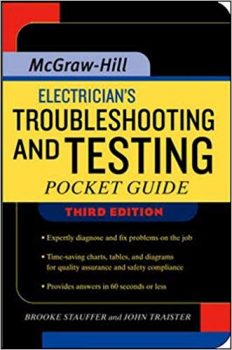 Electrician's Troubleshooting and Testing Pocket Guide pdf