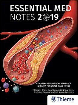 Essential Med Notes 2019 pdf