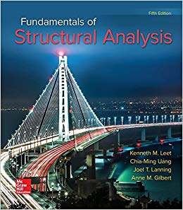 Fundamentals of Structural Analysis pdf