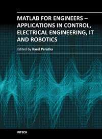 MATLAB for Engineers by Karel Perutka pdf