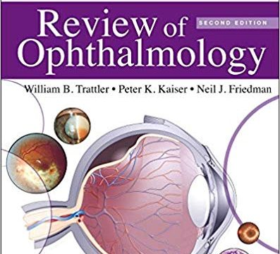 Review of Ophthalmology by William Trattler et al PDF