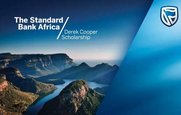 Standard Bank Derek Cooper Africa Scholarships 2020