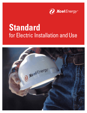 Standard for Electric Installation and Use pdf