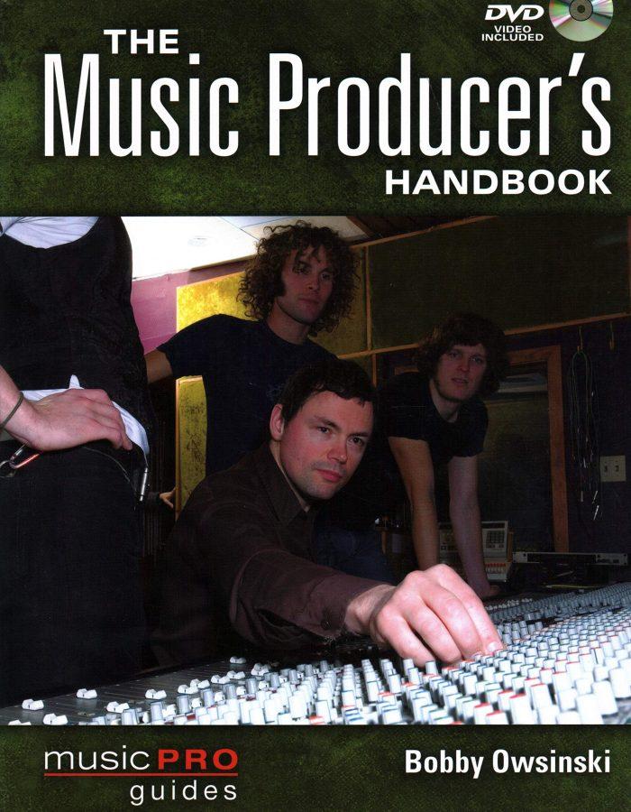 The Music Producers Handbook by Bobby Owsinski pdf