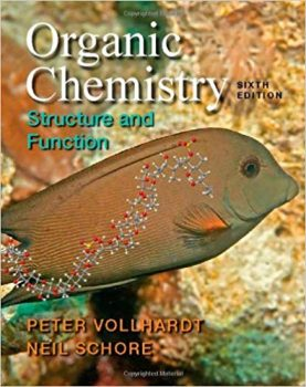 Vollhardt Organic Chemistry Structure Function pdf
