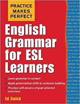 English Grammar for ESL Learners pdf