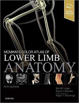 McMinn's Color Atlas of Lower Limb Anatomy PDF