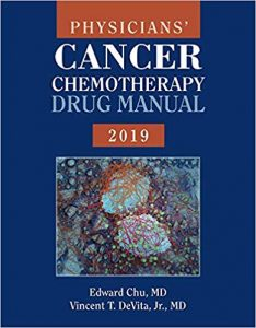 Physicians' Cancer Chemotherapy Drug Manual 2019 PDF