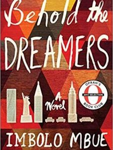 Behold the Dreamers by Imbolo Mbue pdf