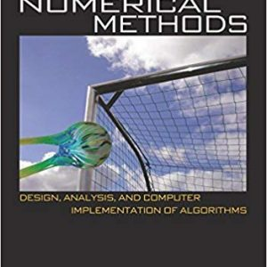 Numerical Methods pdf