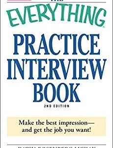 The Everything Practice Interview Book PDF
