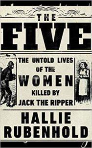 The Five by Hallie Rubenhold PDF