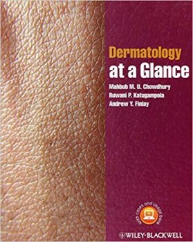 Dermatology at a Glance pdf