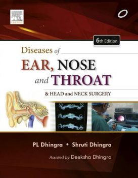 Diseases of Ear, Nose and Throat pdf