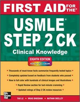 First Aid for the USMLE Step 2 CK pdf