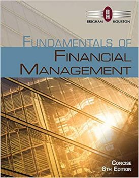 Fundamentals of Financial Management, Concise Edition pdf