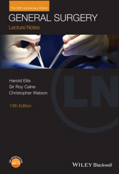 General Surgery Lecture Notes 13th Edition pdf