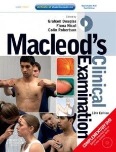 Macleod's Clinical Examination 12th Edition pdf