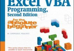 Microsoft Excel VBA Programming PDF