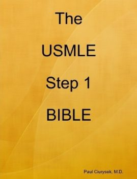 The USMLE Step 1 BIBLE pdf