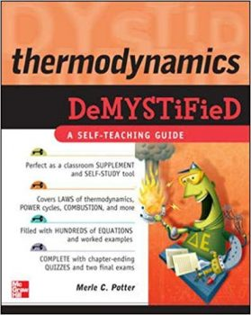 Thermodynamics DeMYSTiFied by Merle Potter PDF