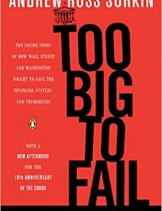 Too Big to Fail pdf
