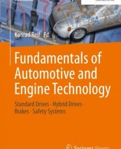 Fundamentals of Automotive and Engine Technology PDF