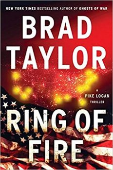 Ring of Fire by Brad Taylor PDF