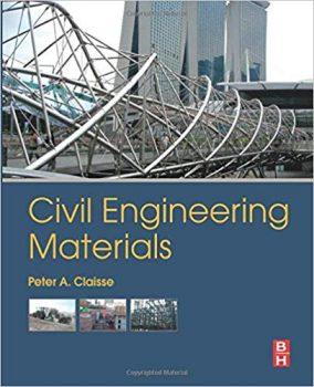 Civil Engineering Materials 1st Edition PDF