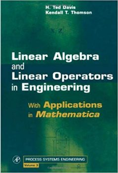 Linear Algebra and Linear Operators in Engineering PDF