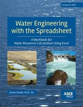 Water Engineering with the Spreadsheet PDF