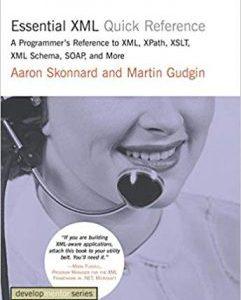 Essential XML Quick Reference PDF