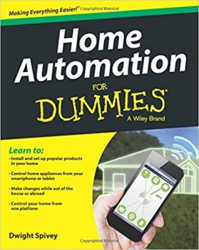 Home Automation For Dummies PDF