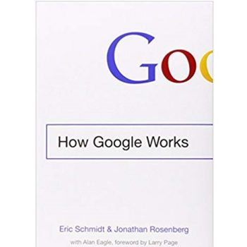 How Google Works by Eric Schmidt ePub