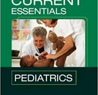 Lange CURRENT Essentials Pediatrics PDF