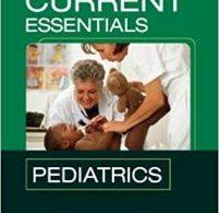 Lange CURRENT Essentials Pediatrics PDF