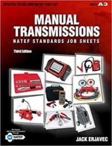 NATEF Standards Job Sheets Area A3 PDF