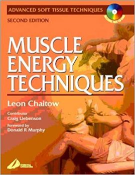 Muscle Energy Techniques PDF