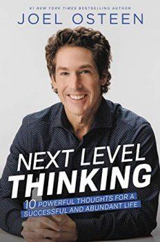 Next Level Thinking by Joel Osteen PDF