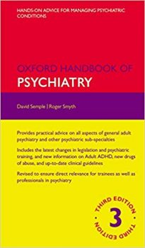 Oxford Handbook of Psychiatry PDF