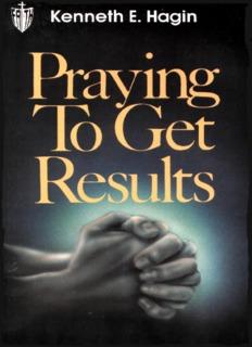 Praying To Get Results pdf