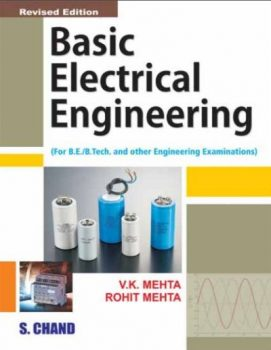 Basic Electrical Engineering by Mehta PDF
